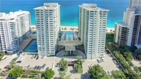 View Southpoint condominium 3400-3410 Galt Ocean Drive Fort Lauderdale