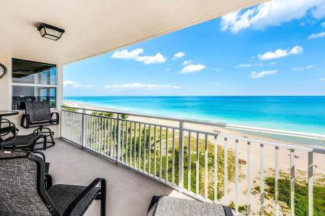 View 2 bedroom Fort Lauderdale oceanfront condo recently sold in Sea Ranch Lakes North!