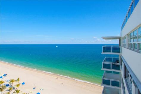 View Galt Ocean Mile condo recently sold The Commodore Fort Lauderdale Unit 1705