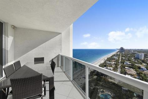 View L'Hermitage condo pending sale Galt Ocean Mile Fort Lauderdale