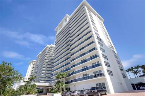 Playa del Sol condominium 3500 Galt Ocean Drive Fort Lauderdale