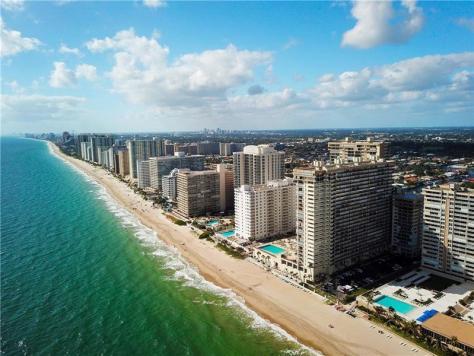 View Plaza South condominium 4280 Galt Ocean Drive Galt Ocean Mile Fort Lauderdale