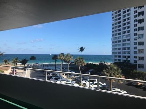 Caribe Inc condo pending sale Broward County Lauderdale by the Sea - Unit 306