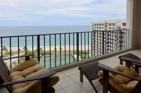 View Sea Ranch Club condo recently sold 5100 N Ocean Blvd Lauderdale by the Sea - Unit 1718