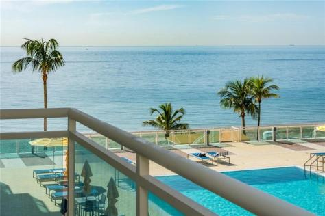 View Fort Lauderdale Pet Friendly oceanfront condo for sale - Welcomes Pets upto 20lbs