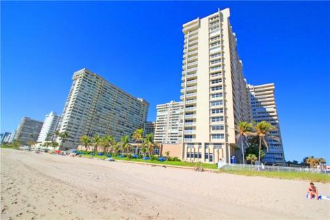 View Plaza East condominium 4300 N Ocean Blvd Galt Ocean Mile Fort Lauderdale
