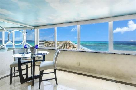 View 2 bedroom Galt Ocean Mile condo recently sold in Fountainhead Fort Lauderdale