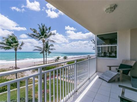 View Sea Ranch Lakes 5200 N Ocean Blvd Lauderdale by the Sea condo recently sold - Unit 402A