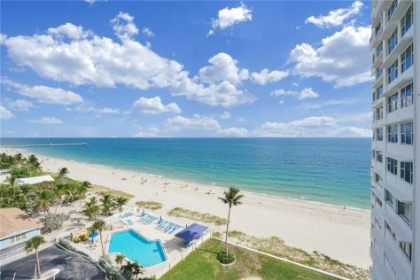 View Fountainhead condo 3900 N Ocean Drive Fort Lauderdale just listed for sale - Unit 9B