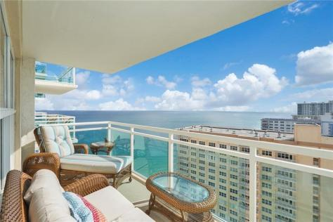View Galt Ocean Mile condo for sale Playa del Mar 3900 Galt Ocean Drive Fort Lauderdale