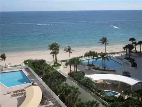 View Galt Towers 4250 Galt Ocean Drive Fort Lauderdale condo pending sale - Unit 9F