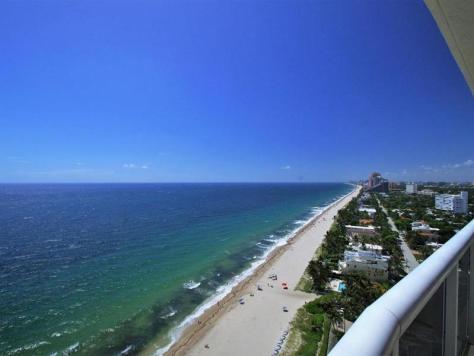 View L'Hermitage Galt Ocean Mile condo 3100-3200 N Ocean Blvd Fort Lauderdale for sale