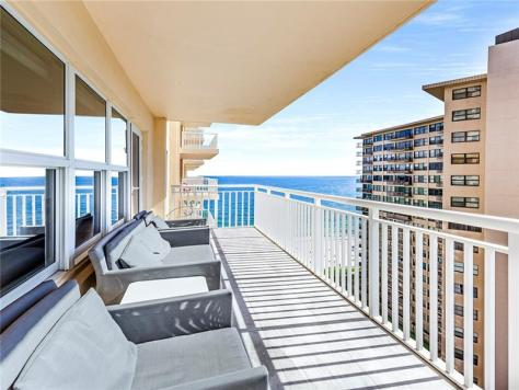 View Regency Tower 3850 Galt Ocean Drive Fort Lauderdale condo just listed for sale