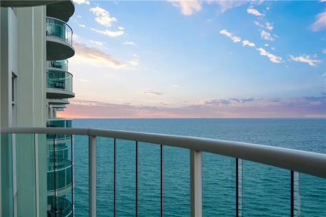 View Southpoint 3400-3410 Galt Ocean Drive Fort Lauderdale condo recently sold - Unit 1710S