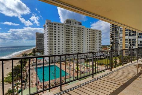 View 3 Bedroom Galt Ocean Mile condo sold 2018 Plaza South 4280 Galt Ocean Drive Fort Lauderdale