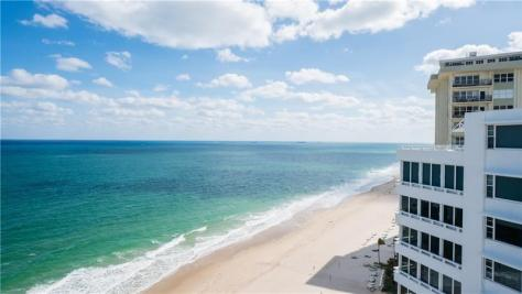View condo sold highest price 2018 Edgewater Arms 3600 Galt Ocean Drive