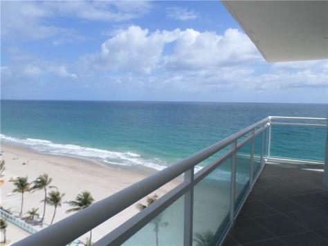 View 3 Bedroom Galt Ocean condo sold 2018 Playa del Mar 3900 Galt Ocean Drive Fort Lauderdale - Unit 817