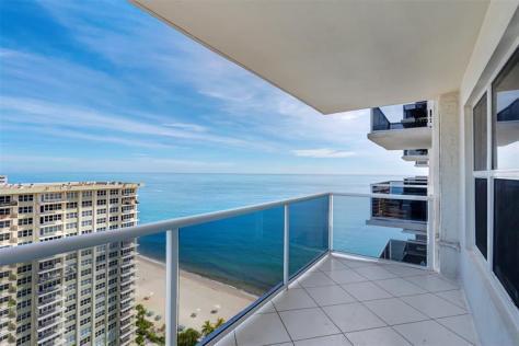 View 1 bedroom Galt Ocean Mile condo recently sold Playa del Sol 3500 Galt Ocean Drive Fort Lauderdale