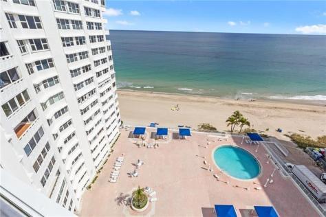 View 3 bedroom Galt Ocean Mile condo for sale Fountainhead 3900 N Ocean Drive