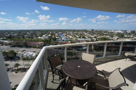 View Galt Ocean Mile condo recently sold L'Ambiance Unit 1506