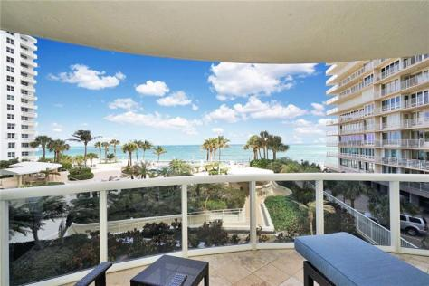 View Galt Ocean Mile condo sold L'Ambiance 4240 Galt Ocean Drive - Unit 405