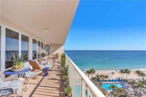View luxury 2 bedroom Galt Ocean Mile condo recently sold The Galleon Fort Lauderdale