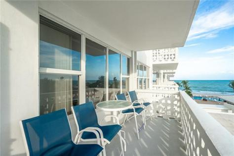 View Galt Ocean Mile condo recently sold Ocean Summit 4010 Galt Ocean Drive Fort Lauderdale Unit 309