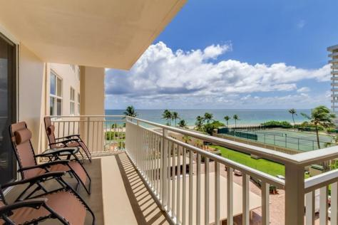View Sea Ranch Lakes North condos 5200 N Ocean Blvd Lauderdale by the Sea recently sold Unit 609D