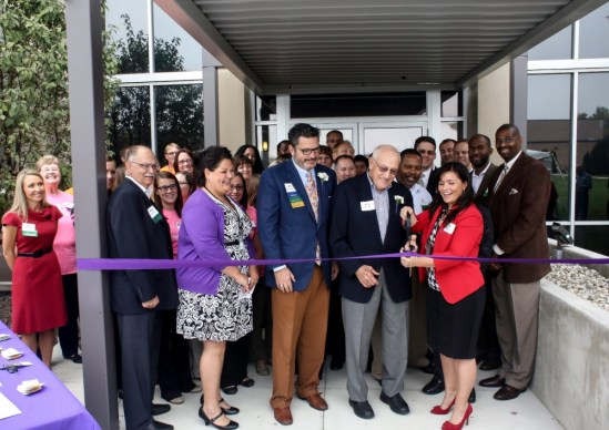 Big Brothers Big Sisters - Ribbon Cutting