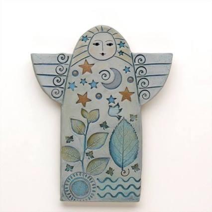 Art Sue Davis 2013 Angel