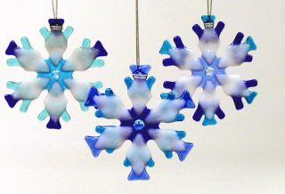 art charlotte behrens 3 snowflakes 2011