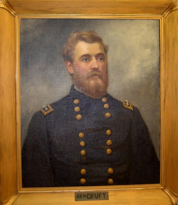 General Charles Cruft