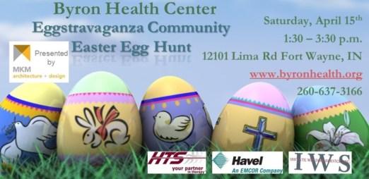 Easter Egg Hunt 2017 cube sponsors