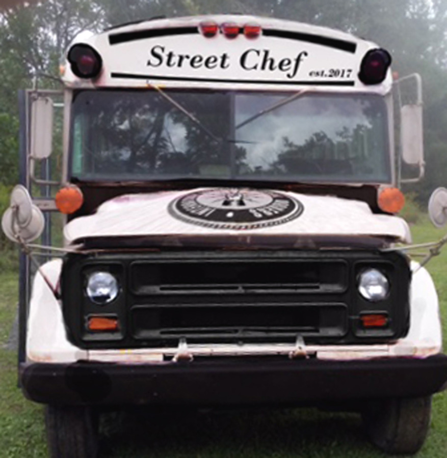 'Street Chef' Food Bus Rolling Into Fort Wayne