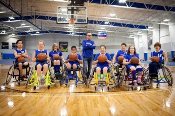 Turnstone Prep WC Basketball Team March 2018