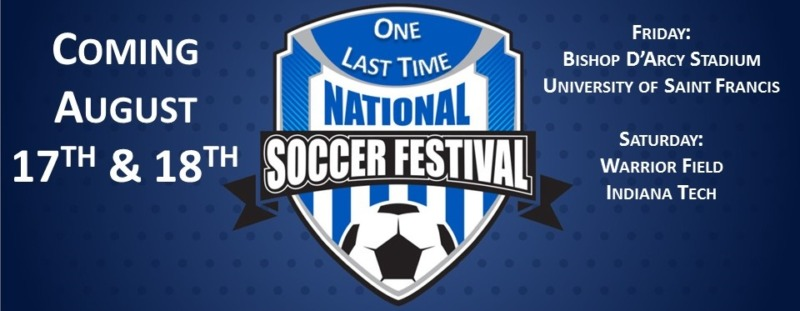National Soccer Festival Returns For 20th And Final Year