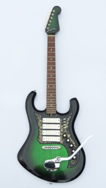 Teisco Green Spectrum