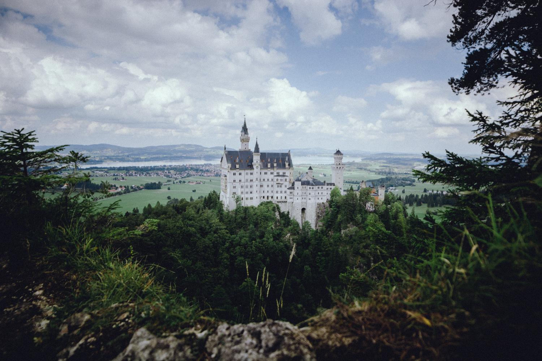 tb Schloss Neuschwanstein
