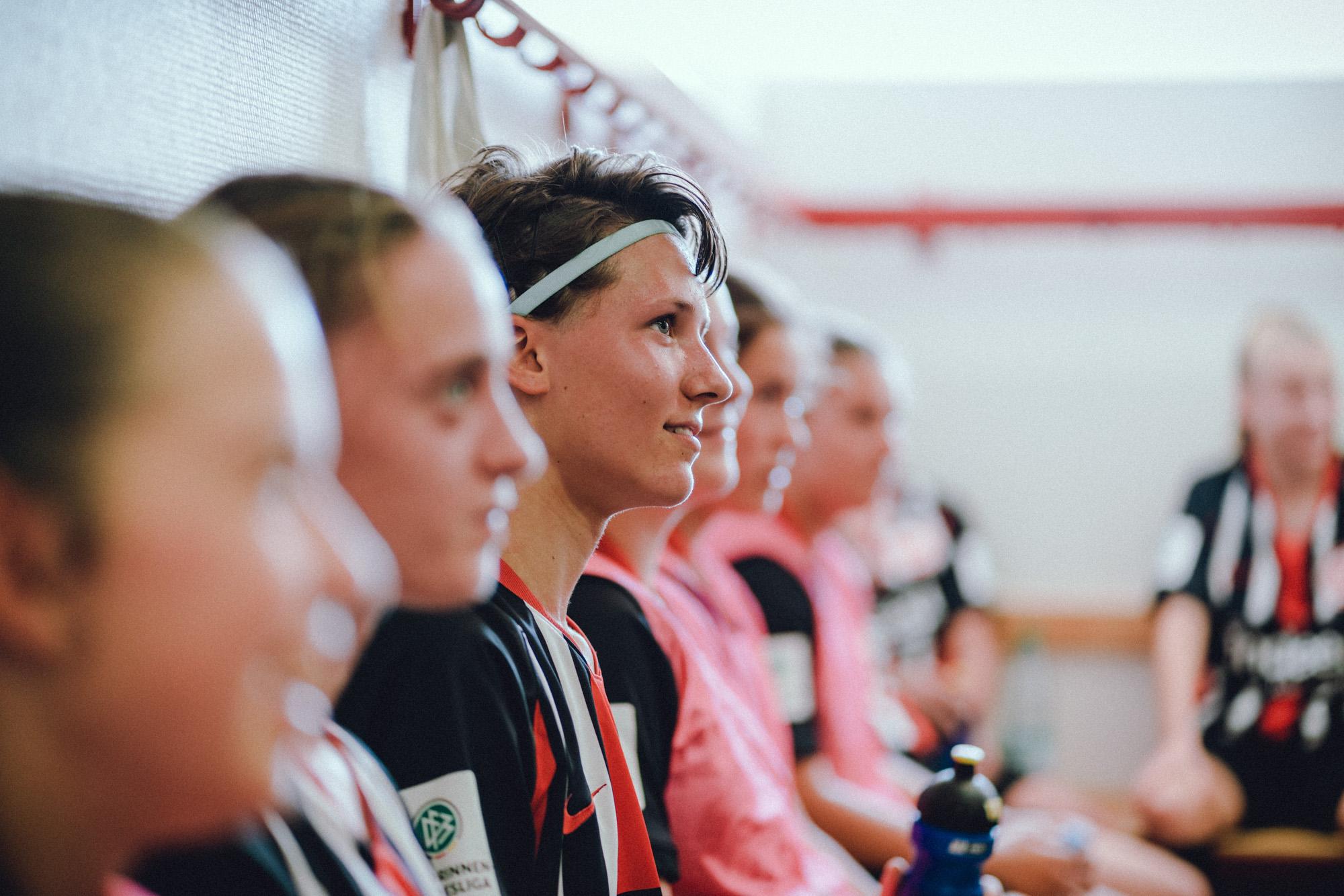Eintracht Frankfurt W U17 – Erstes Saisonspiel