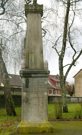 Monument 1870-1871 Danjoutin 270 X 443 R80