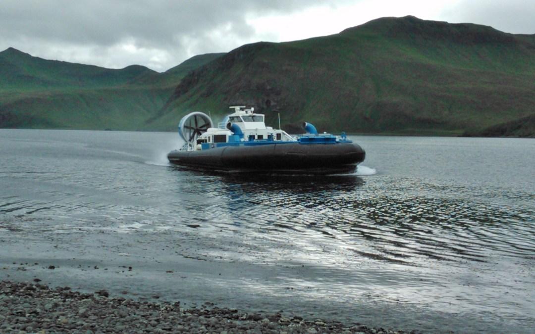 Hovercraft Ferry