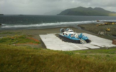 Could a Hovercraft Ferry Really Work on Fort Berthold? We Asked the Expert.