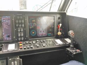 ferry controls