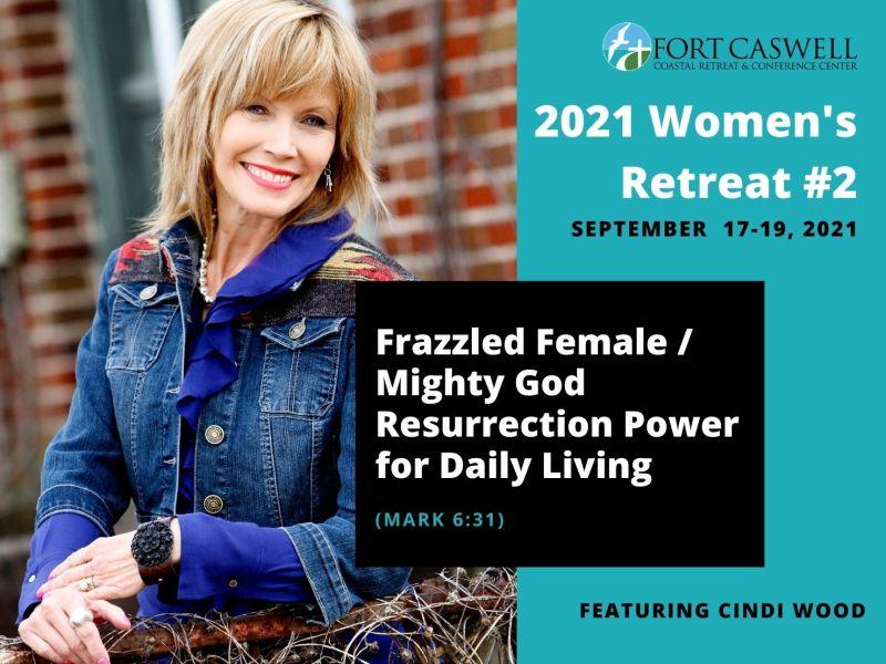 Coastal Women's Retreat #2, 2021