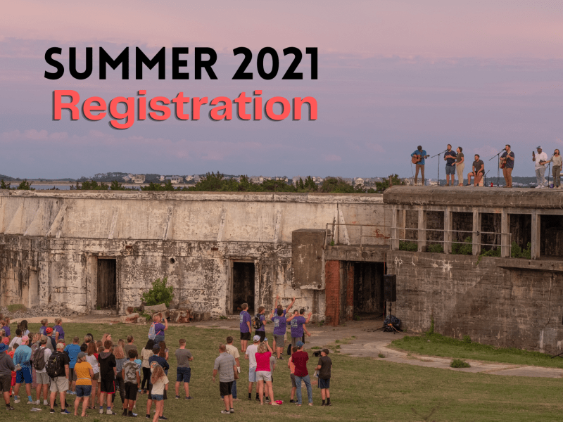Summer Registration 2021