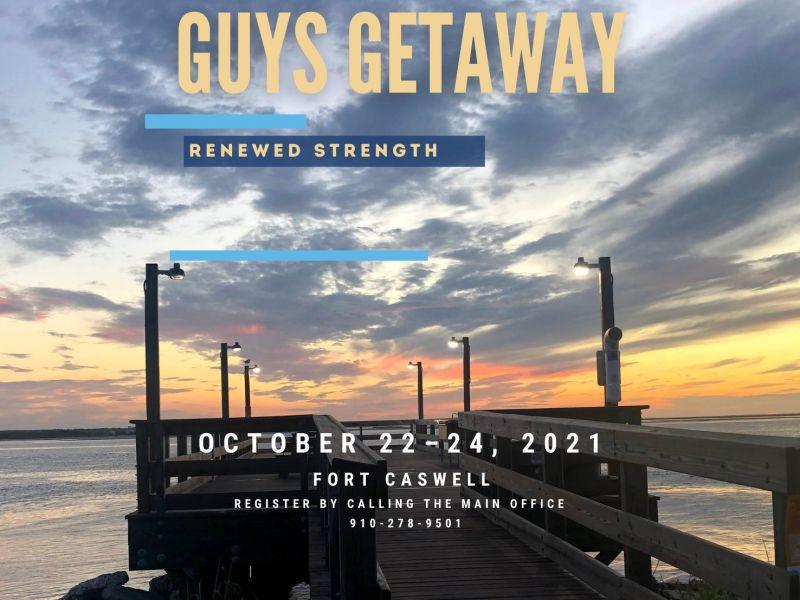 Guy's Getaway 2021