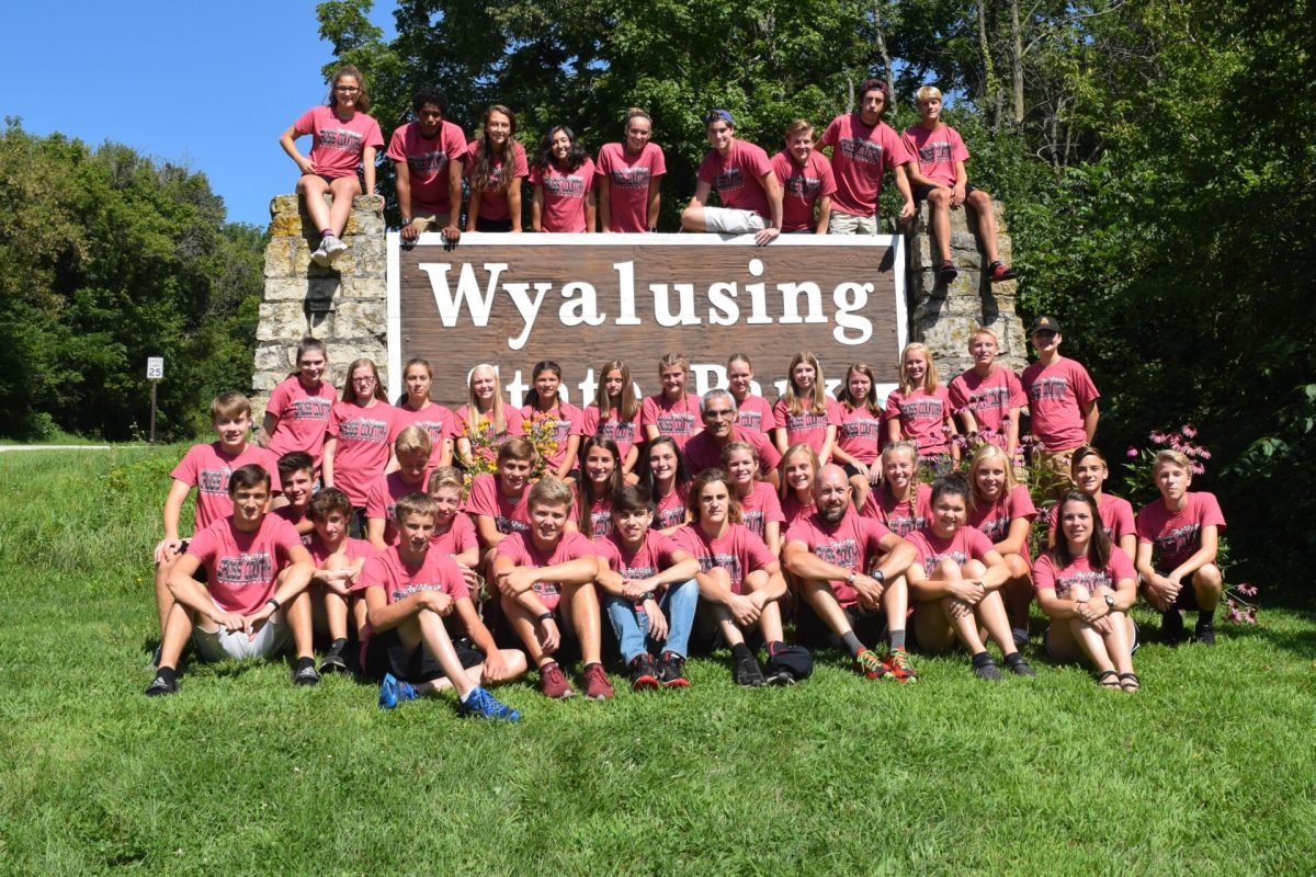 2018 Team at Wyalusing State Park