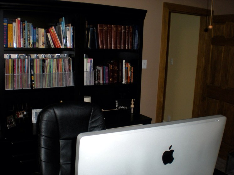 BEFORE: Downstairs Office