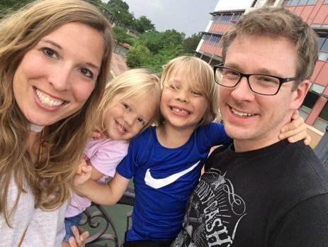 Family Photo - July 2018