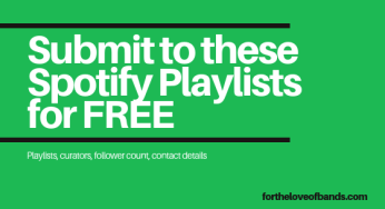 How to get your music on more Spotify playlists, find curators and